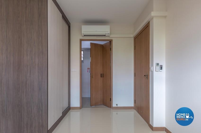 Vintage Design - Living Room - HDB 3 Room - Design by Luxurious Design Pte Ltd