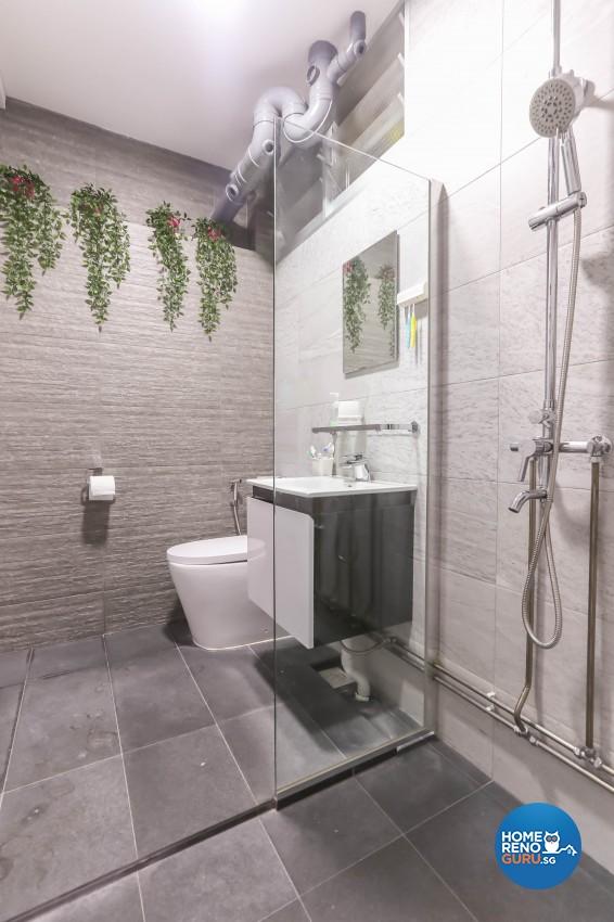 Others Design - Bathroom - HDB 5 Room - Design by Luxurious Design Pte Ltd