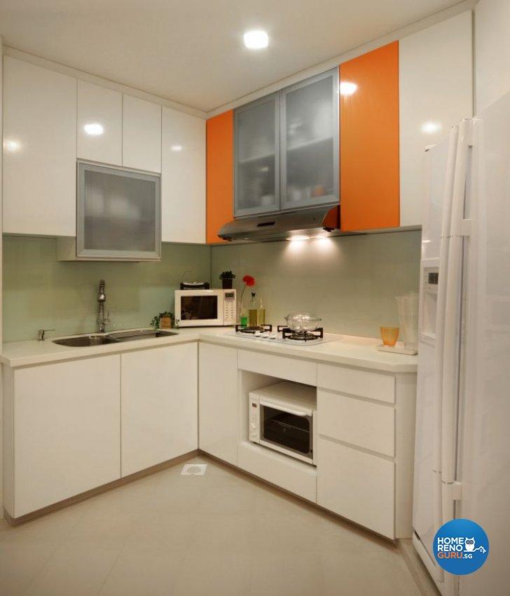 Contemporary, Minimalist, Scandinavian Design - Kitchen - Condominium - Design by M Image Interior Design & Renovation
