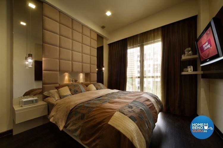 Contemporary, Minimalist, Scandinavian Design - Bedroom - Condominium - Design by M Image Interior Design & Renovation