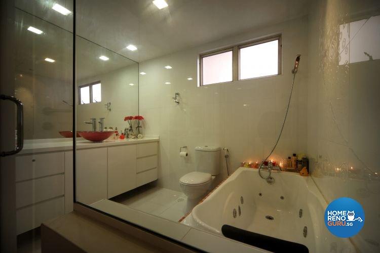 Contemporary, Minimalist, Scandinavian Design - Bathroom - Condominium - Design by M Image Interior Design & Renovation