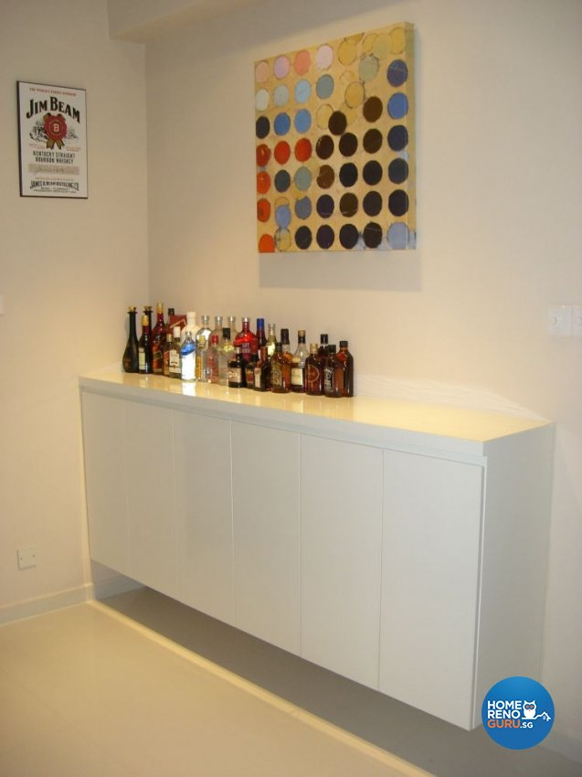 Contemporary, Minimalist, Scandinavian Design - Living Room - Condominium - Design by M Image Interior Design & Renovation