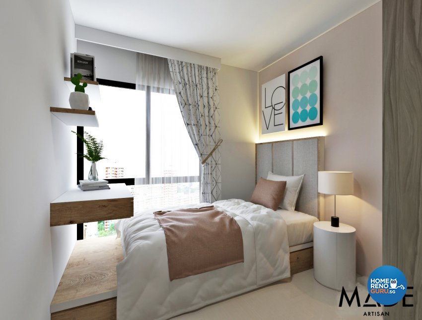 MADE Artisan ID Pte Ltd-HDB 3-Room package
