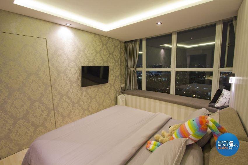 Scandinavian Design - Bedroom - HDB 5 Room - Design by Met Interior