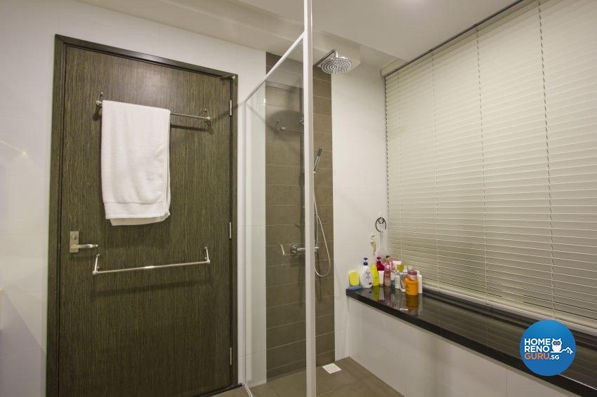 Scandinavian Design - Bathroom - HDB 5 Room - Design by Met Interior