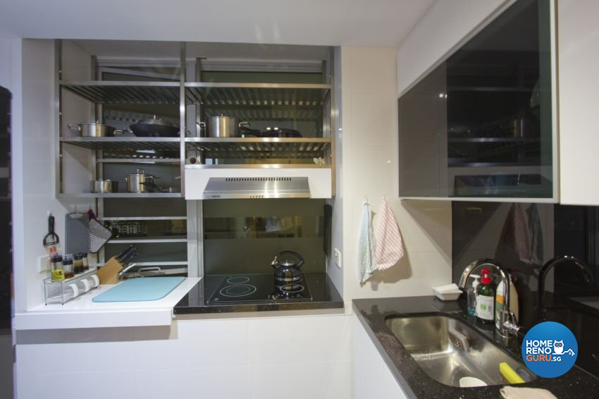 Scandinavian Design - Kitchen - HDB 5 Room - Design by Met Interior