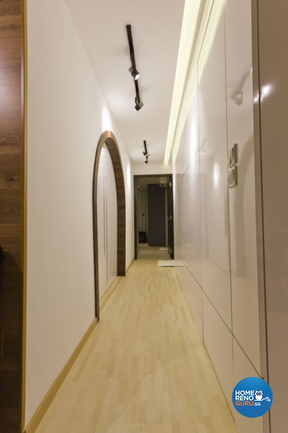 Scandinavian Design - Study Room - HDB 5 Room - Design by Met Interior