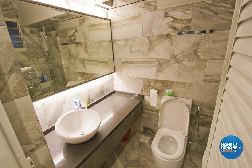 Met Interior-HDB 4-Room package