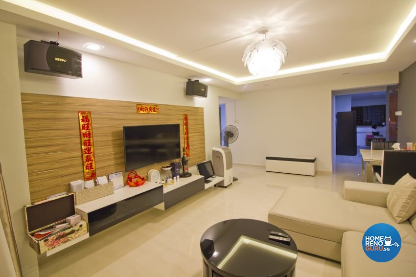 Met Interior-HDB 5-Room package