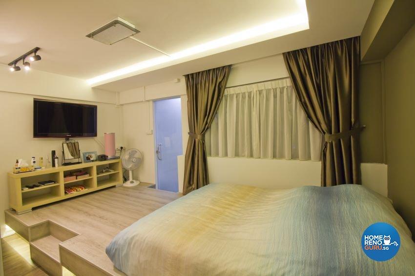 Modern Design - Bedroom - HDB 5 Room - Design by Met Interior