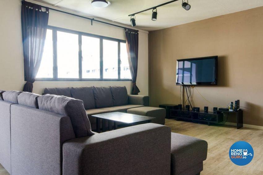 Modern, Scandinavian Design - Living Room - Others - Design by Met Interior