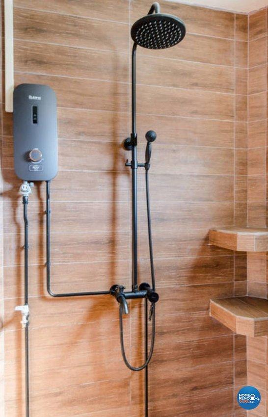 Modern, Scandinavian Design - Bathroom - Others - Design by Met Interior