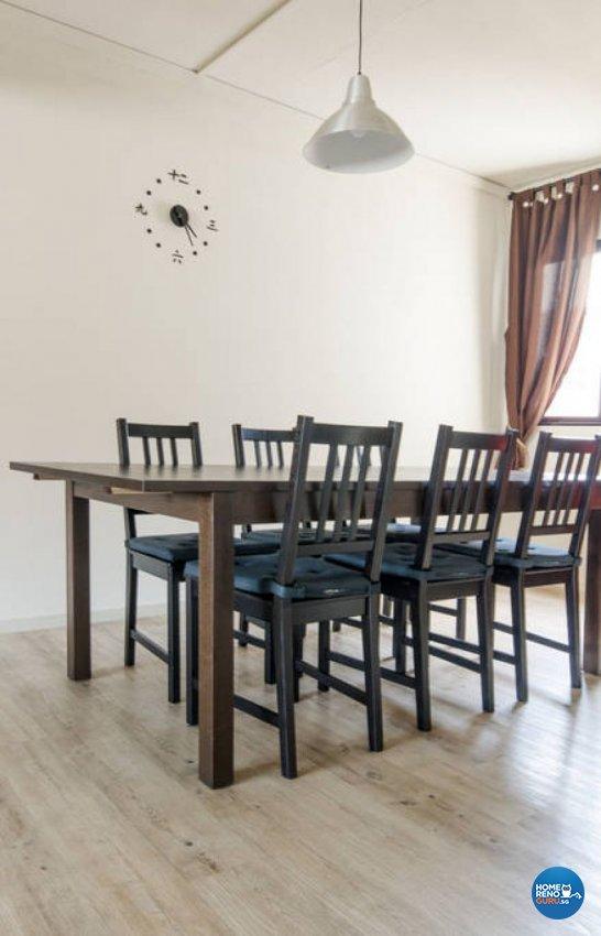 Modern, Scandinavian Design - Dining Room - Others - Design by Met Interior