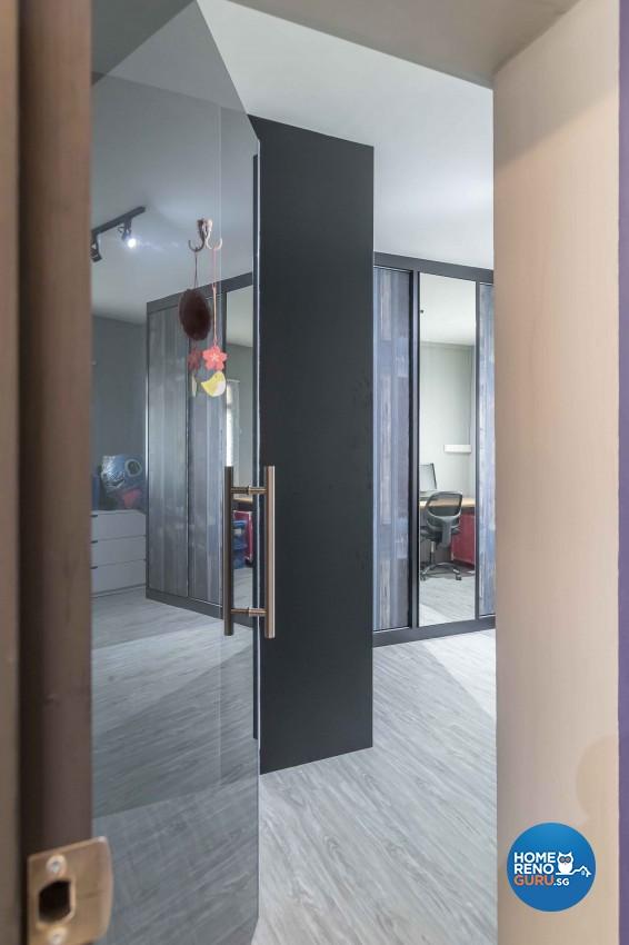 Modern Design - Bedroom - HDB 4 Room - Design by Met Interior