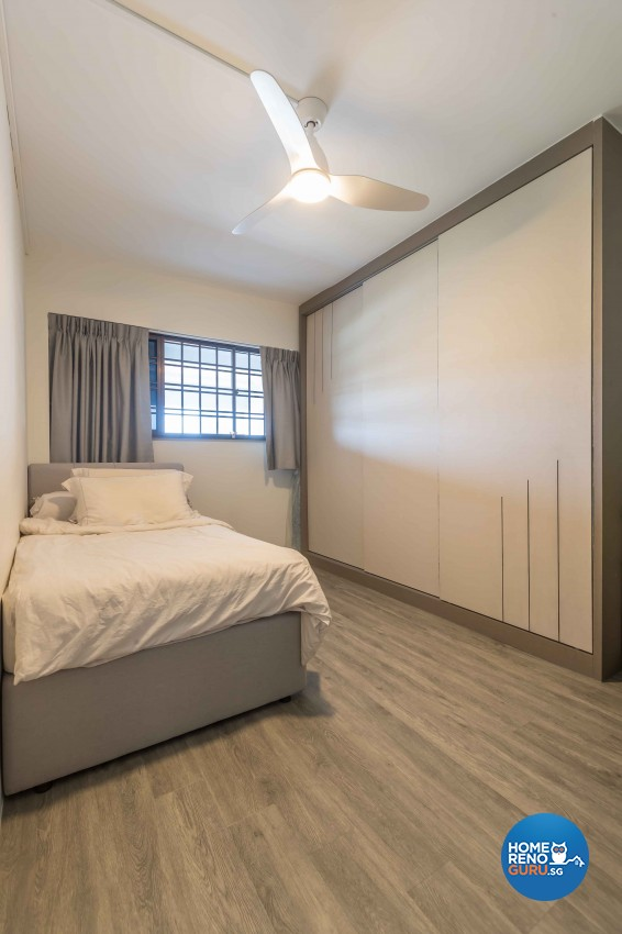 Modern Design - Bedroom - HDB 3 Room - Design by Met Interior