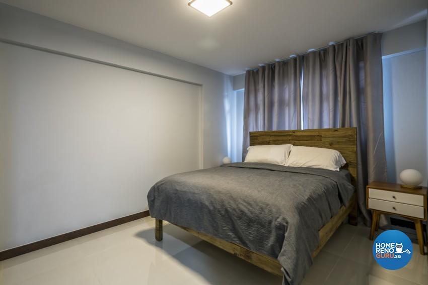Minimalist Design - Bedroom - HDB 4 Room - Design by Met Interior