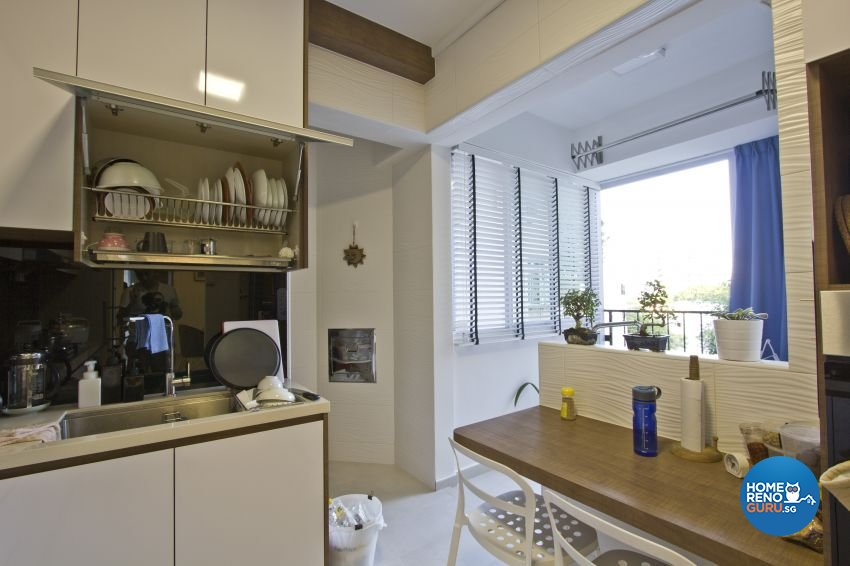 Modern Design - Kitchen - Condominium - Design by Met Interior
