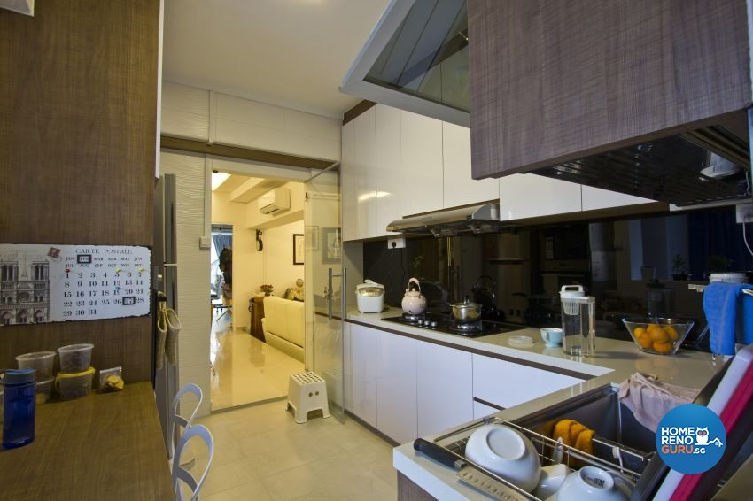 Met Interior-Kitchen and Bathroom package