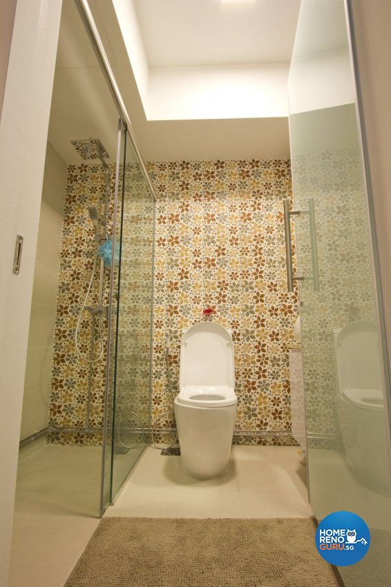 Modern Design - Bathroom - Condominium - Design by Met Interior