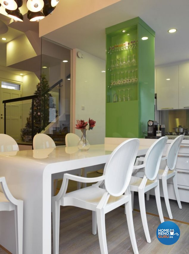 Contemporary, Modern Design - Dining Room - Others - Design by Meter Cube Interiors Pte Ltd