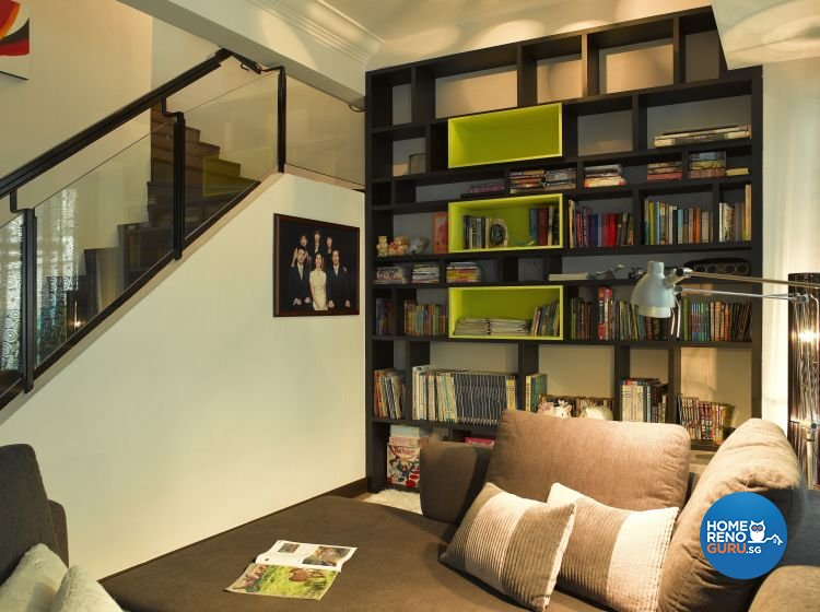 Contemporary, Modern Design - Entertainment Room - Others - Design by Meter Cube Interiors Pte Ltd