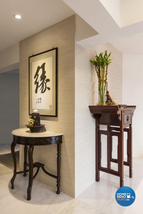 Minimalist, Modern Design - Living Room - Others - Design by Meter Cube Interiors Pte Ltd