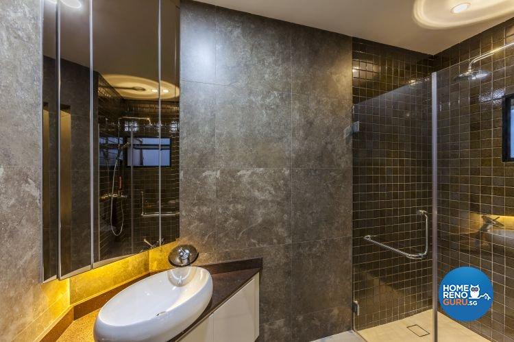 Minimalist, Modern Design - Bathroom - Others - Design by Meter Cube Interiors Pte Ltd