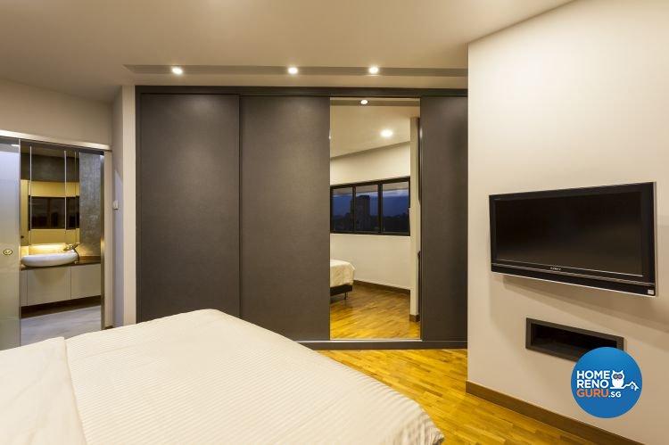Minimalist, Modern Design - Bedroom - Others - Design by Meter Cube Interiors Pte Ltd