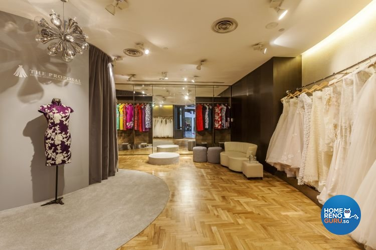 Contemporary, Minimalist, Modern Design - Commercial - Retail - Design by Meter Cube Interiors Pte Ltd