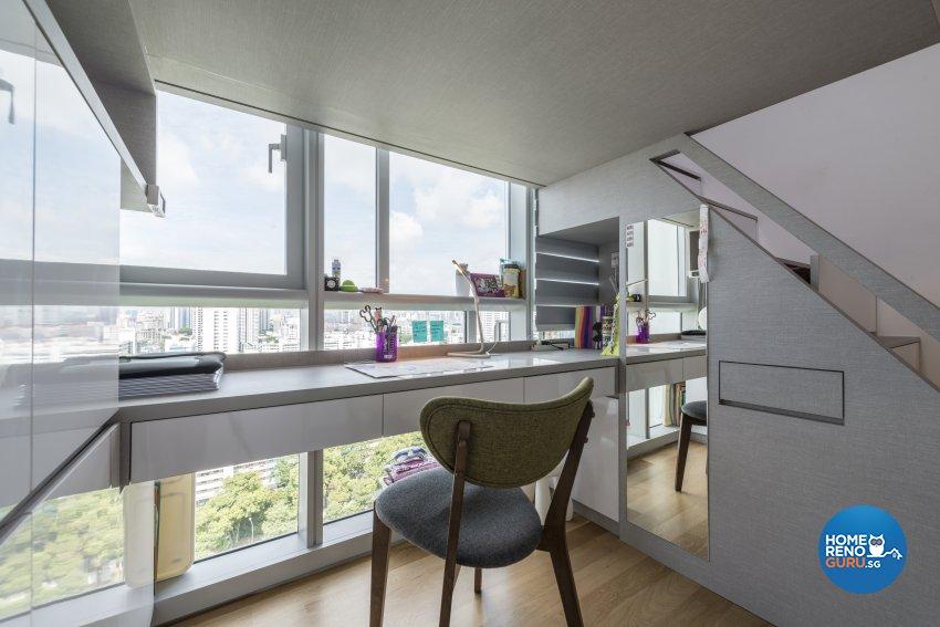 Modern Design - Study Room - Others - Design by Meter Square Pte Ltd