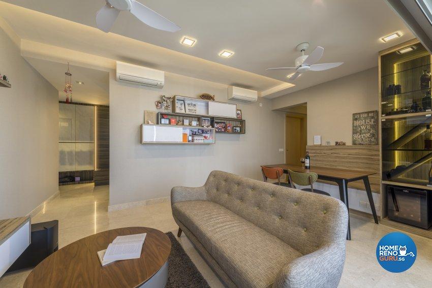 Modern Design - Living Room - Others - Design by Meter Square Pte Ltd