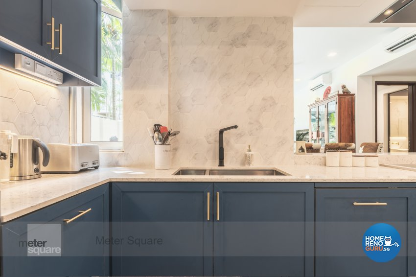 Classical, Modern, Others Design - Kitchen - Condominium - Design by Meter Square Pte Ltd