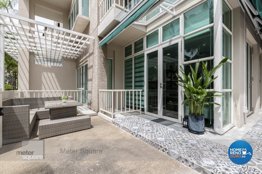 Classical, Modern, Others Design - Garden - Condominium - Design by Meter Square Pte Ltd