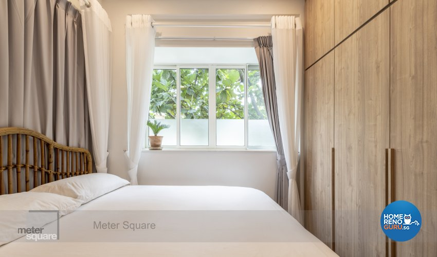 Classical, Modern, Others Design - Bedroom - Condominium - Design by Meter Square Pte Ltd