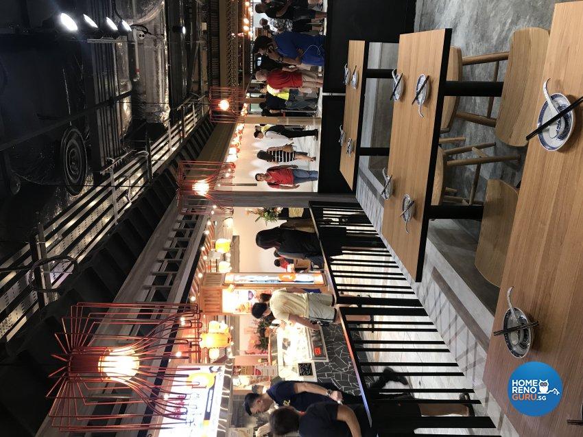 Modern, Oriental Design -  - Retail - Design by Meter Square Pte Ltd
