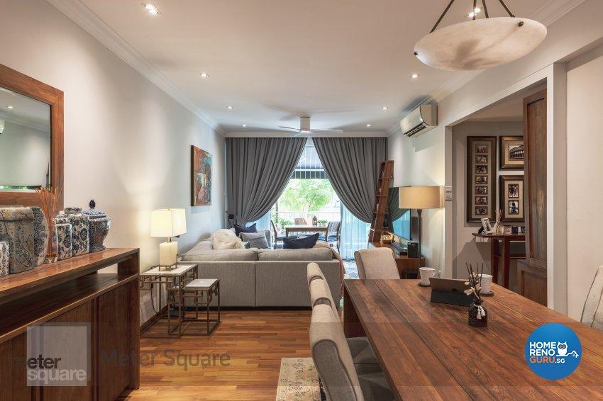 Classical, Modern Design - Dining Room - Condominium - Design by Meter Square Pte Ltd