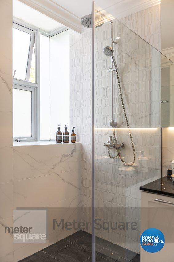 Classical, Modern Design - Bathroom - Condominium - Design by Meter Square Pte Ltd
