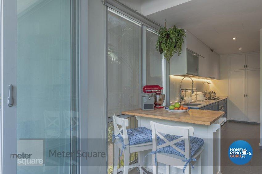 Classical, Modern Design - Kitchen - Condominium - Design by Meter Square Pte Ltd