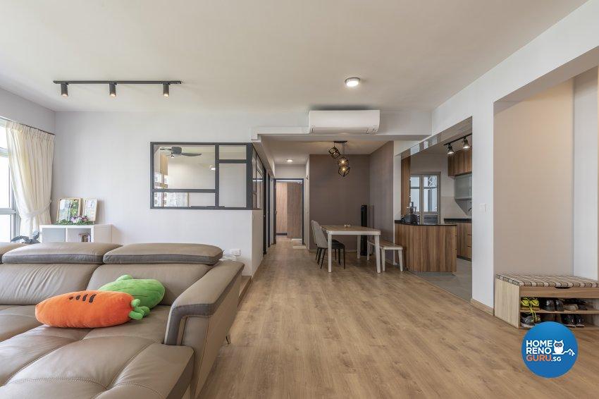 Minimalist, Scandinavian Design - Living Room - Others - Design by Metier Planner Pte Ltd
