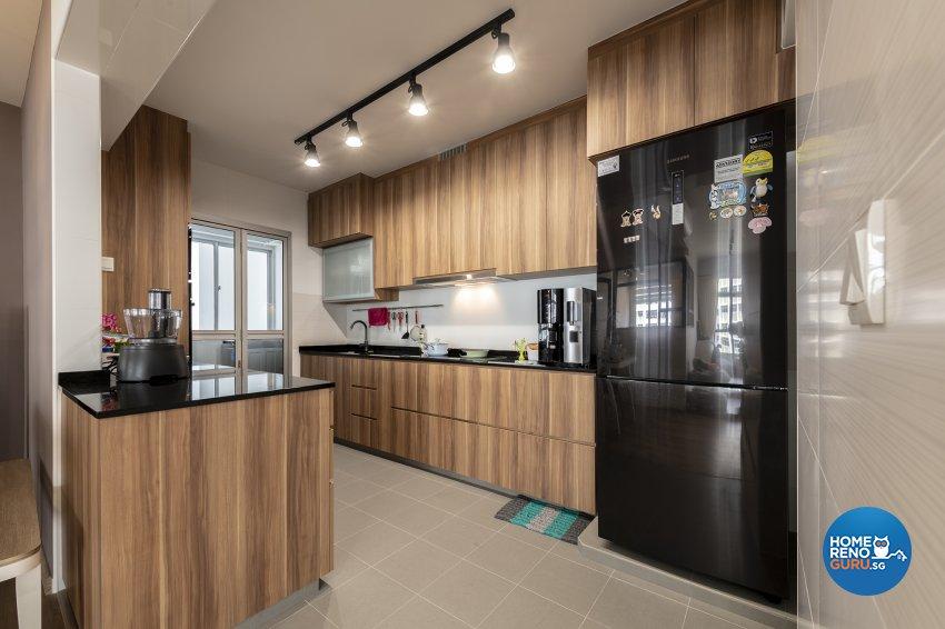 Minimalist, Scandinavian Design - Kitchen - Others - Design by Metier Planner Pte Ltd