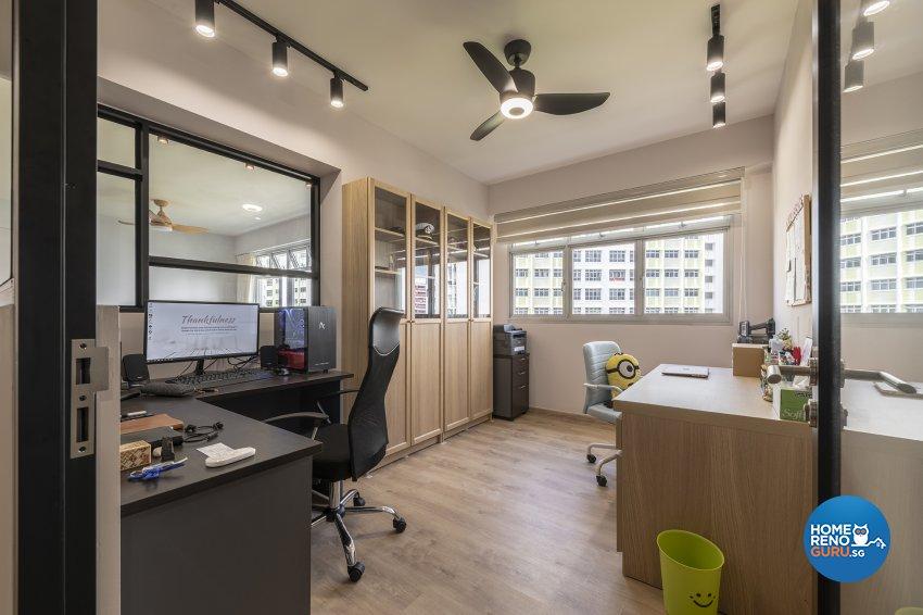 Minimalist, Scandinavian Design - Study Room - Others - Design by Metier Planner Pte Ltd