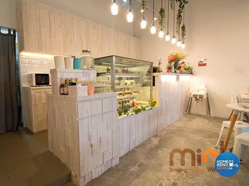 Minimalist, Modern, Others Design - Commercial - F&B - Design by MINK DESIGN PTE LTD