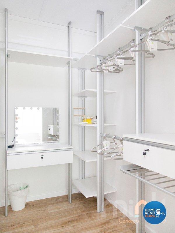Industrial, Others Design - Bedroom - HDB 4 Room - Design by MINK DESIGN PTE LTD