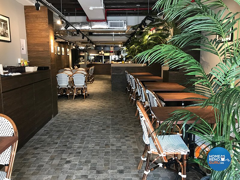 Industrial, Rustic, Tropical Design - Commercial - F&B - Design by MINK DESIGN PTE LTD