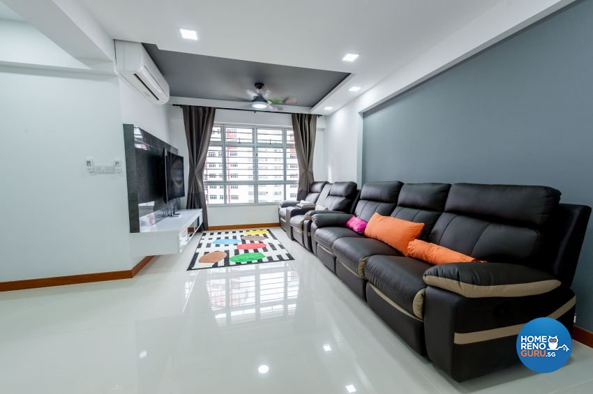 MJS Interior Pte Ltd-HDB 4-Room package