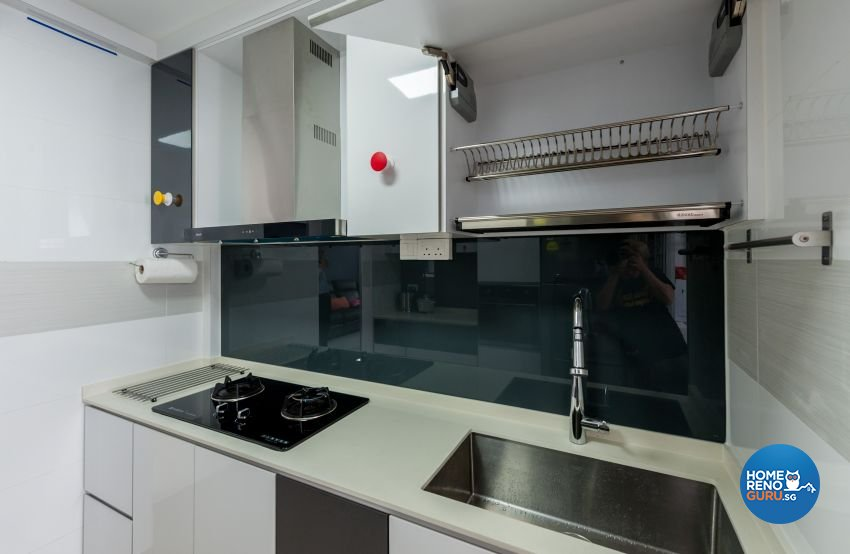 MJS Interior Pte Ltd-Kitchen and Bathroom package