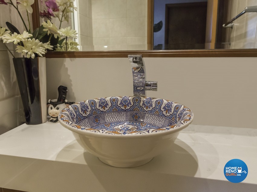 Modern Design - Bathroom - Condominium - Design by MJS Interior Pte Ltd