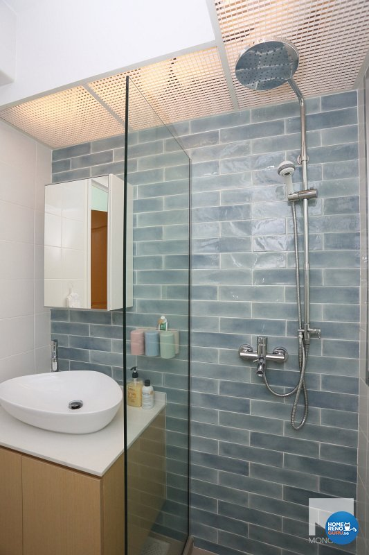 Country, Scandinavian Design - Bathroom - HDB 3 Room - Design by MONOLOFT