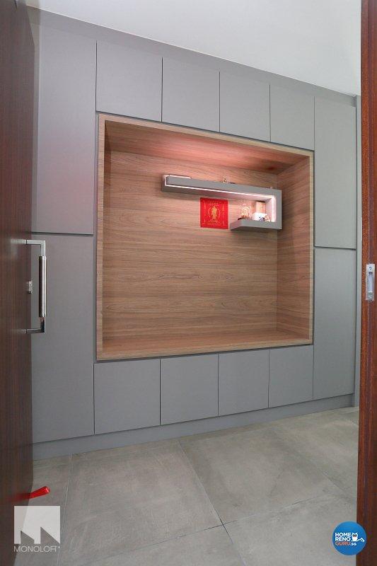Minimalist, Scandinavian Design - Living Room - Condominium - Design by MONOLOFT