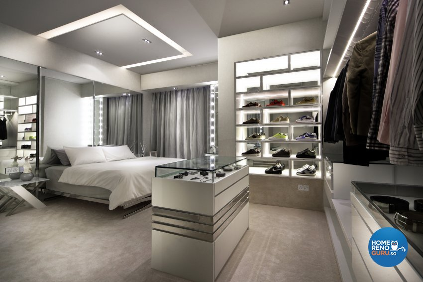 Modern Design - Bedroom - Condominium - Design by Neu Konceptz Pte Ltd